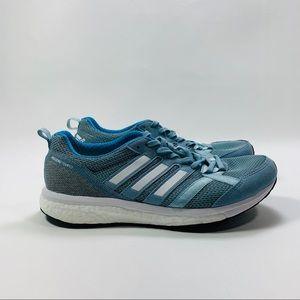 Adidas Adizero Tempo 9 W Boost Road Marathon Shoes